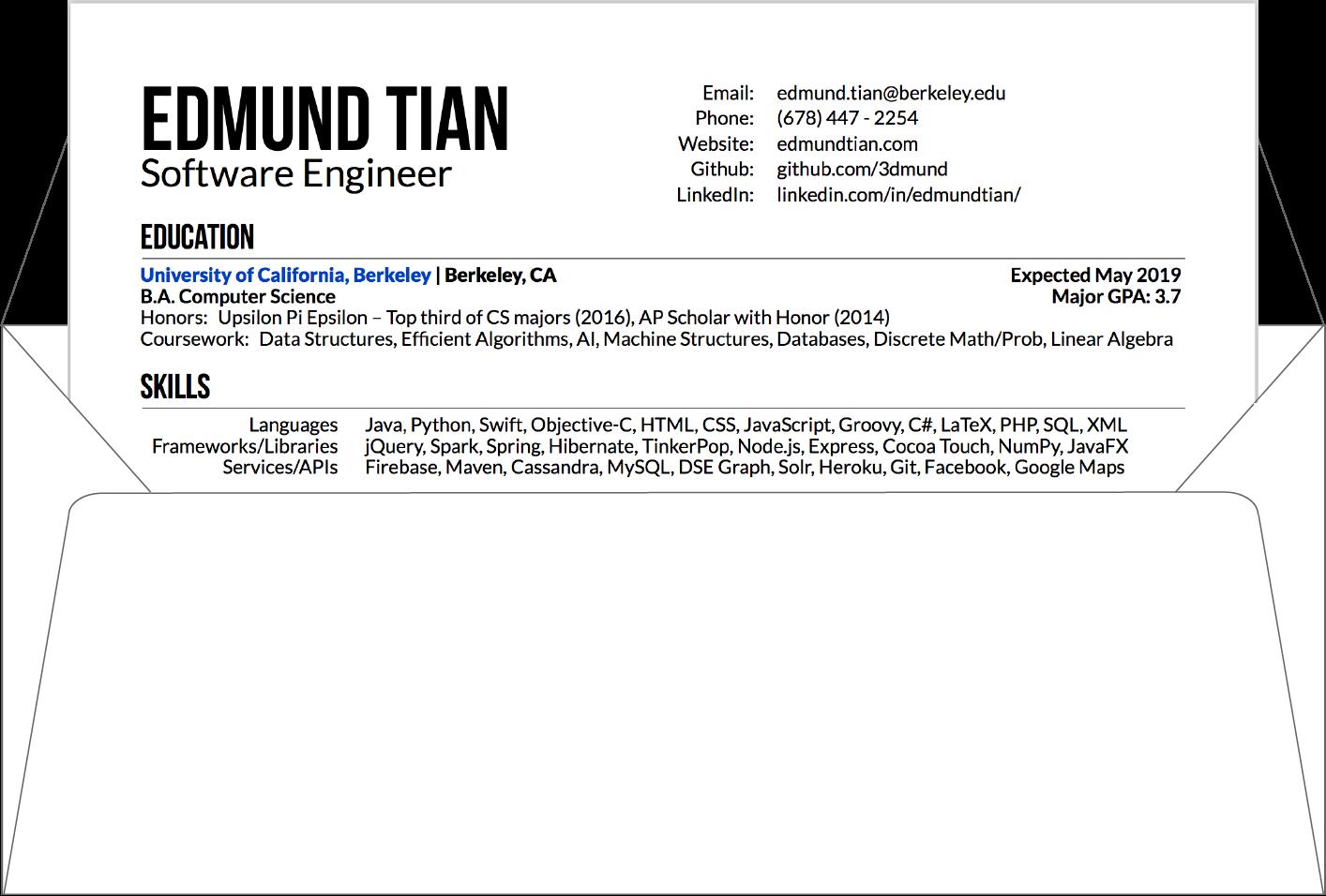 Edmund Tian